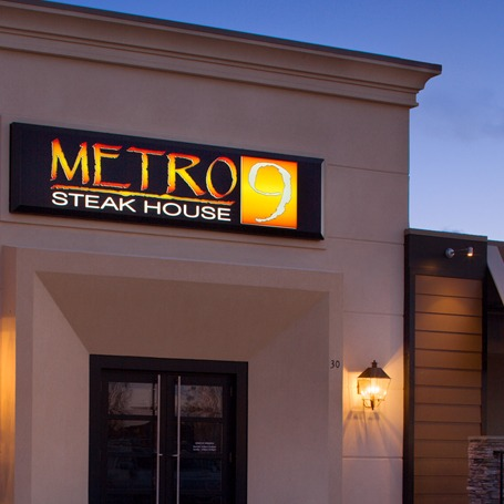 Metro 9 Steak House