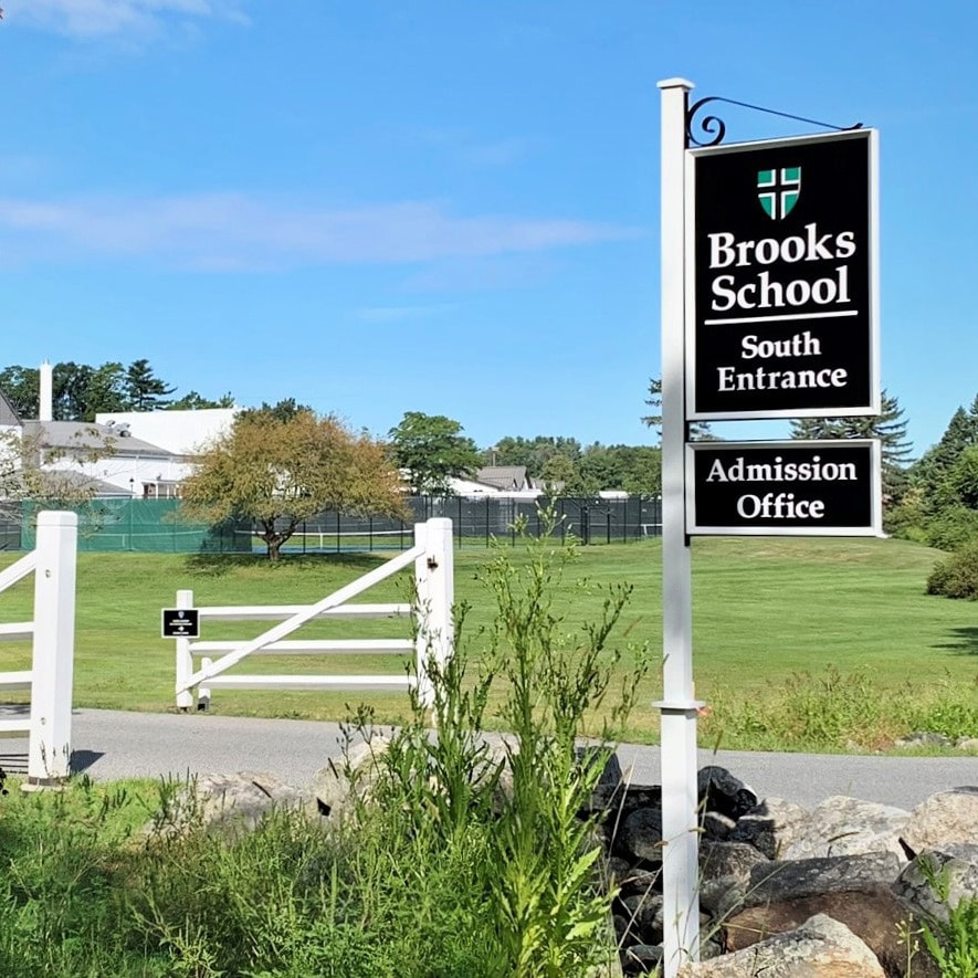 Brooks School - Blake House